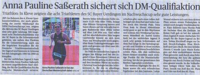 Rheinische Post am 02.07.2014