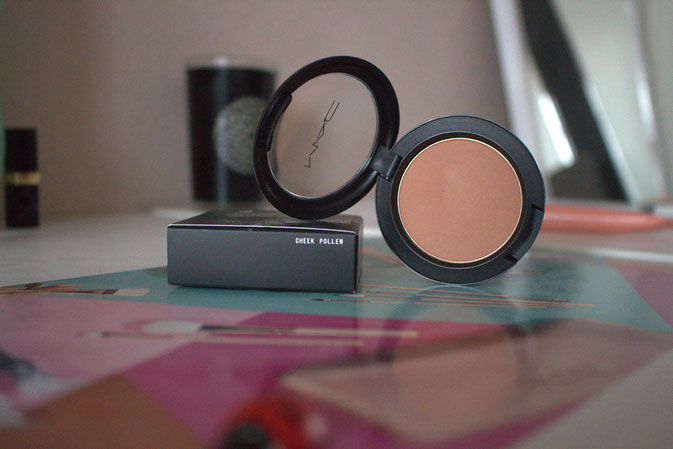 Bild : Mac Blush Cheek pollen