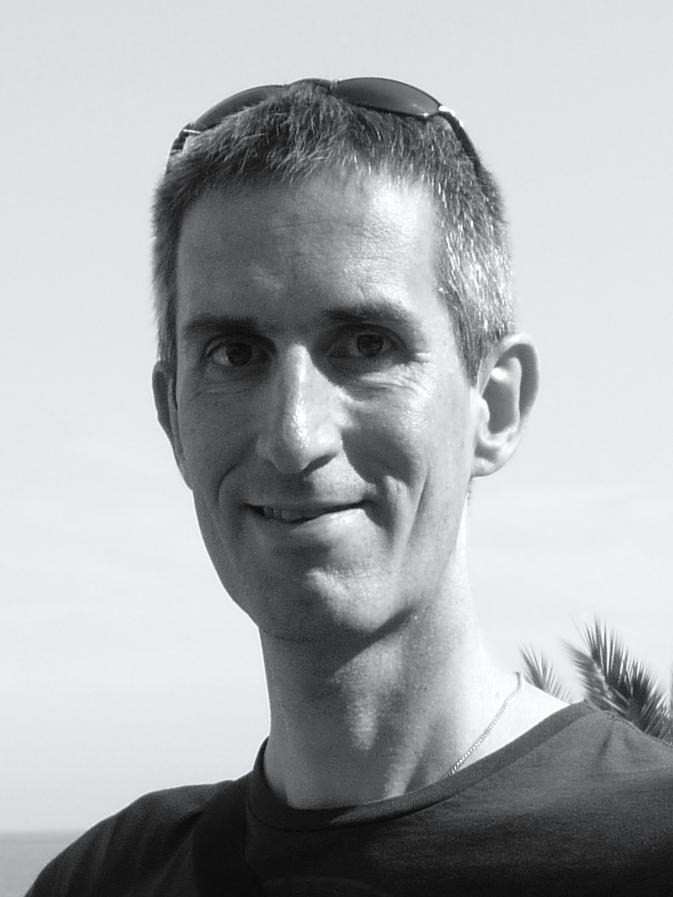 Portrait von Thomas Nägelin
