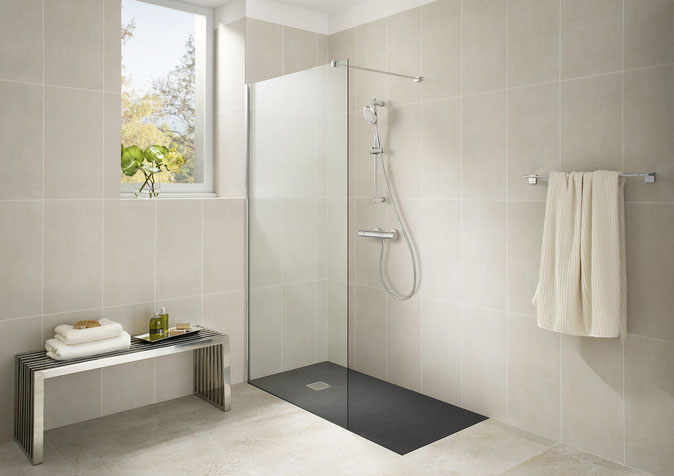 Platos de ducha modelo TERRAN - ROCA