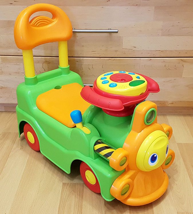chicco rutscher, chicco Rutschauto, rutscher test, rutschauto test, Chicco Lokomotive