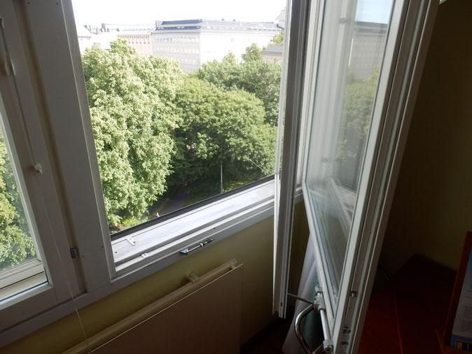 築100年でも凍てつく冬を快適に過せる2重窓