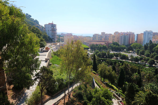 Malaga, Spanje