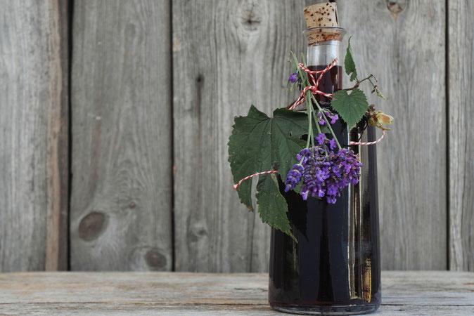 beruhigender Wein