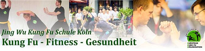 Newsletter Logo der Jing Wu Kung Fu Schule Köln