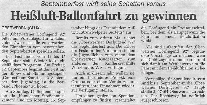 07.08.1997 Schweinfurter Tagblatt