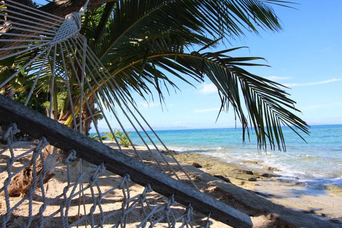 Weltreise Fiji Fidschi Inselhopping Backpacking Beachcomber Nadi Yasawas Flitterwochen Reisetipps von Insel zu Insel Reiseblog Blogger Südsee