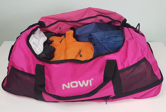 Nowi XXL Reisetasche, nowi xxl riesen reisetasche, Nowi Reisetasche 100 Liter