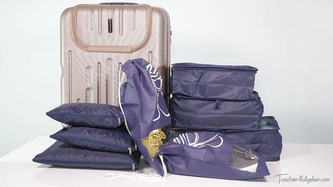 packtaschen koffer