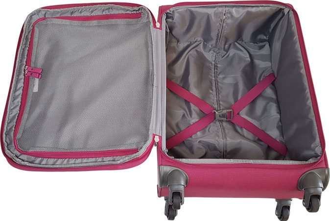 Innenansicht American Tourister Herolite super light