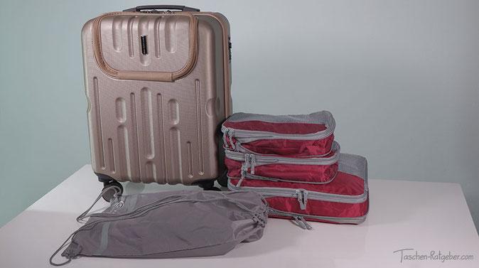 travel dude packwürfel, travel dude packwürfel test