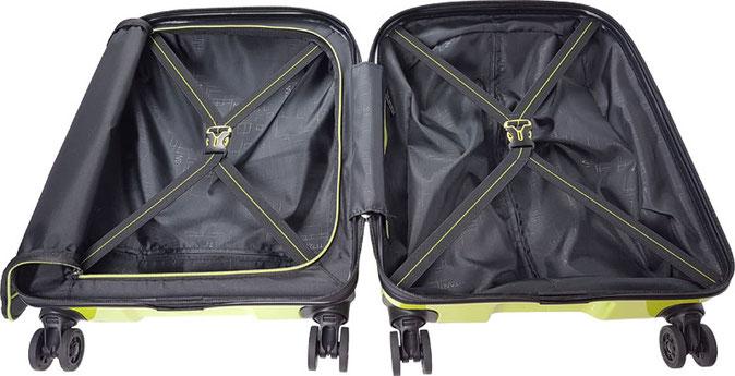 Titan Handgepäck Koffer innen