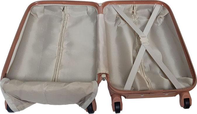 Aerolite Leichtgewicht ABS Hartschale 4 Rollen Handgepäck, aerolite handgepäck, aerolite koffer, aerolite trolley