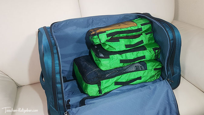 amazon packtaschen, packtaschen amazon, packwürfel amazon