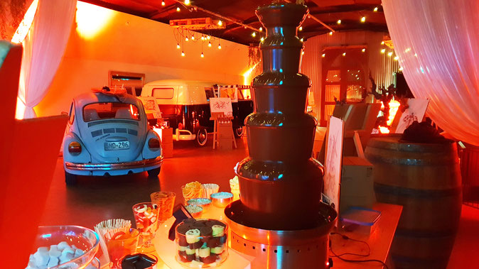 Adelaide chocolate fountain