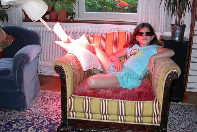 Entspannte Warzentherapie mit wIRA