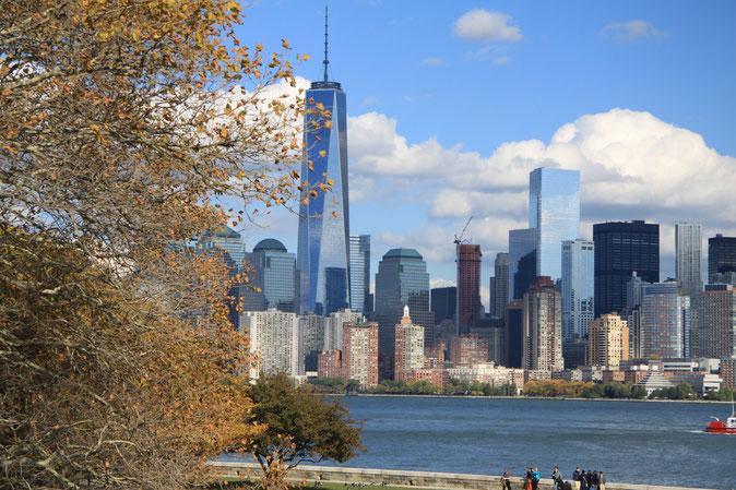 New York Bevölkerungswachstum