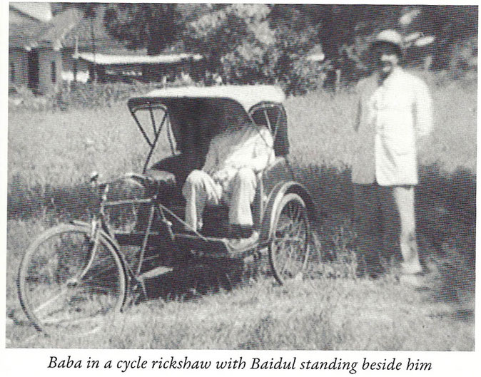 Courtesy of Meher Baba's New Life : Bhau Kalchuri - photo from Meher Nazar Pub.