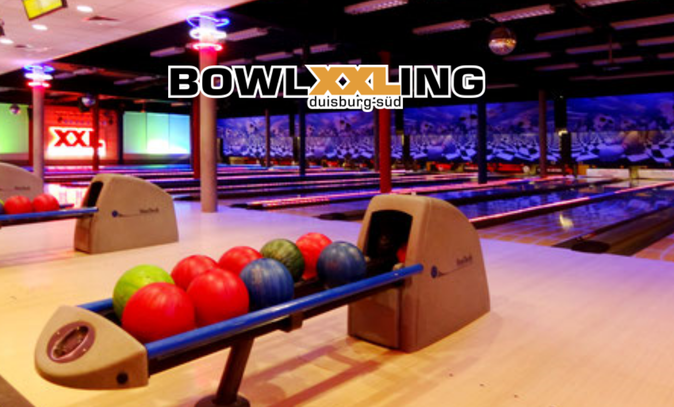 XXL Bowling Duisburg Süd 2für1 Gutschein Meine Schatzkarte
