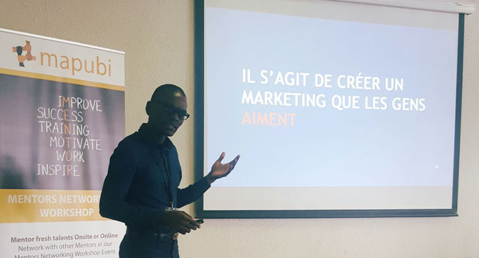 Paul Emmanuel NDJENG_Speaker_Inbound Marketing au Cameroun et en Afrique