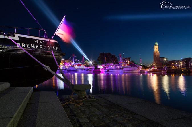 """Tag 6 """"Neuer Hafen zum 150ten Geburtstag der DGzRS"""""""