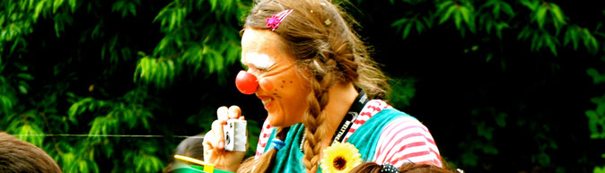 Clownin Lottes Streiche