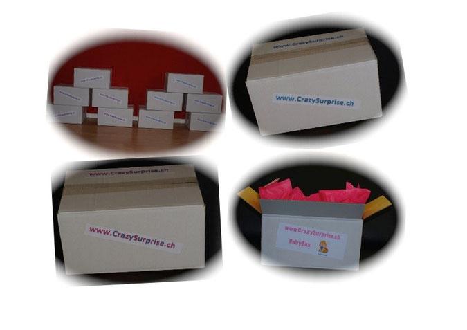 Die CrazySurpriseBox für Erwachsene