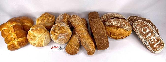 Brot vom Jaisli Beck - online bestellen und Lieferservice nach Hause