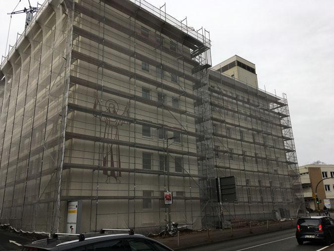 Bielefeld Franziskus Hospital Sanierung