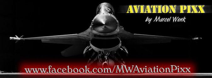 """Titelbild meiner neuen Facebook-Seite """"Aviation Pixx by Marcel Wenk"""" - Klickt auf das Bild um direkt zur Seite zu gelangen"""