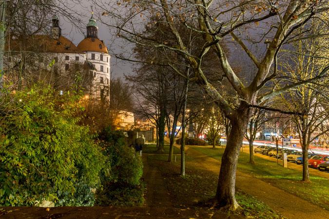 Mal ein etwas anderer Blick aufs Neuburger Schloss