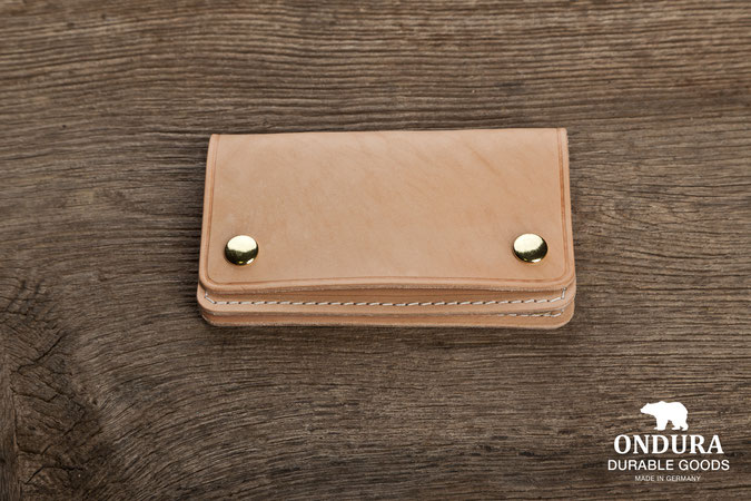 Heritage brand timeless bikerwallet handcrafted in germany