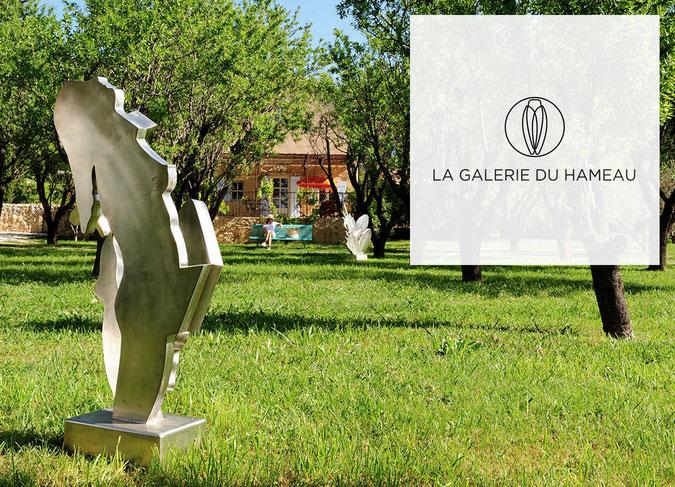 Les sculptures de Klaus Meister s'exposent au Hameau des Baux