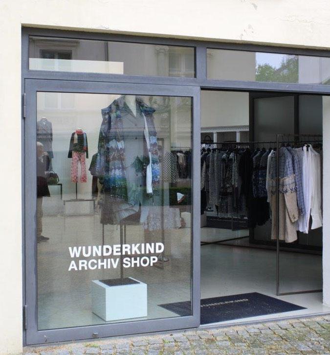 Interior Wunderkind Archiv Shop Palais am Stadthaus Wunderkind Archiv Shop Hofcafe Potsdam