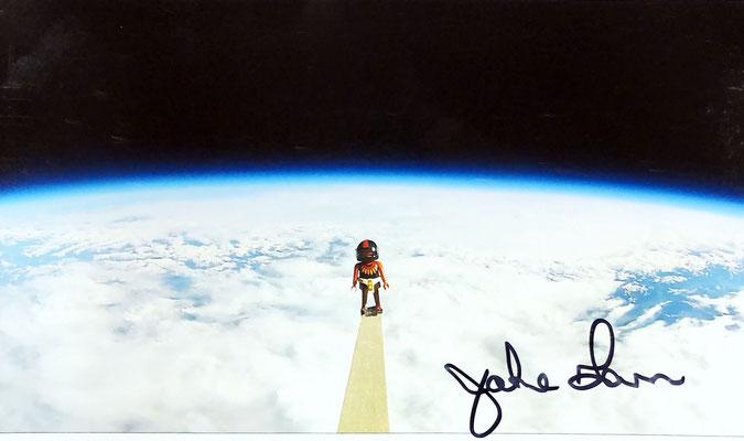 Autograph Jake Garn Autogramm