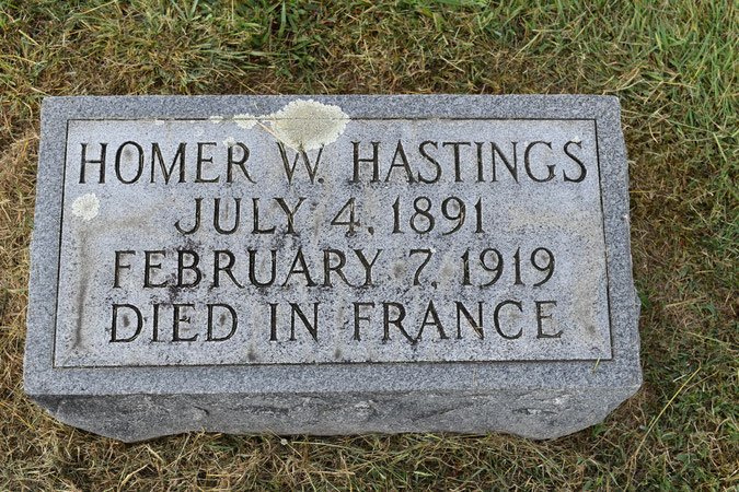 Tombe d'Homer - Homer's grave - FindaGrave.com