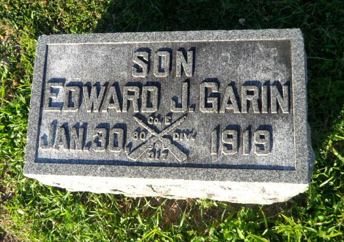 Tombe d'Edward - Edward's grave - FindaGrave.com