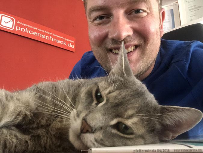 Katzenkrankenversicherung - Katzen-OP-Versicherung - Catshealth - Versicherungsmakler Rüsselsheim