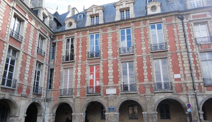 Casa de Victor Hugo em Paris