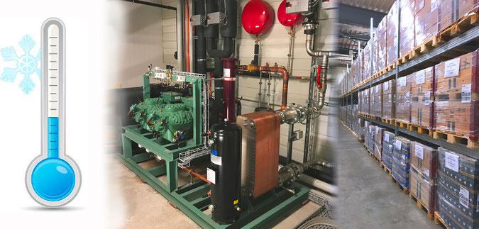 Kühlraum Kühlzelle Klimalager Kühl Lebensmittel