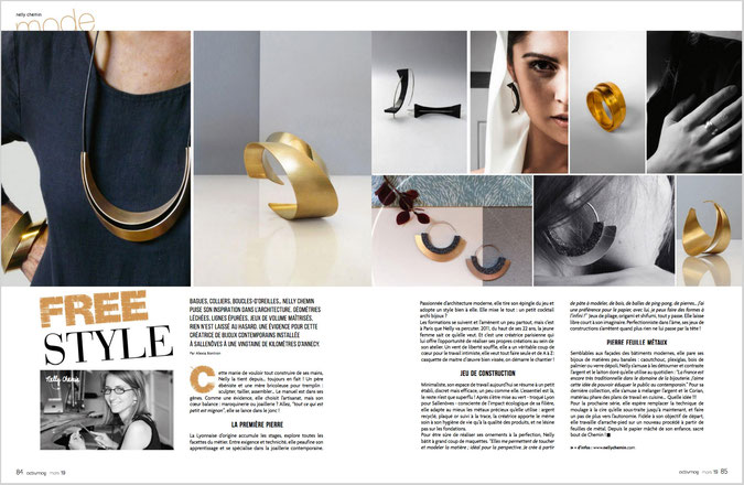 ACTIVMAG - n°276 - spécial fashion - 2019, march