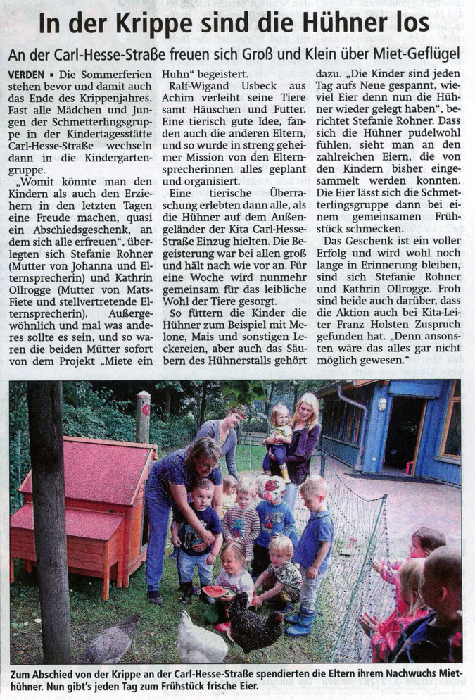 Verdener Aller-Zeitung 17.06.2016