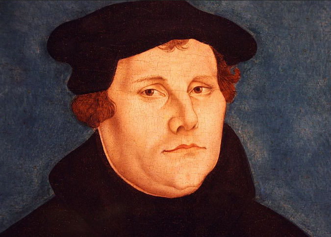 Martin Luther Reformationstag