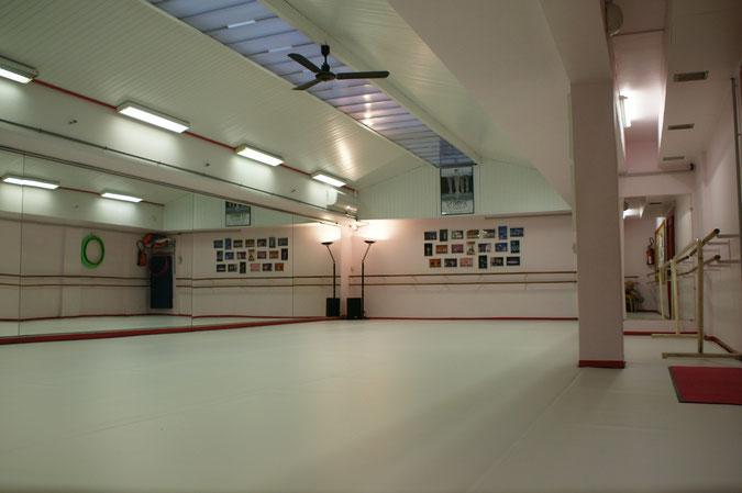 Une diagonale de 18 mètres