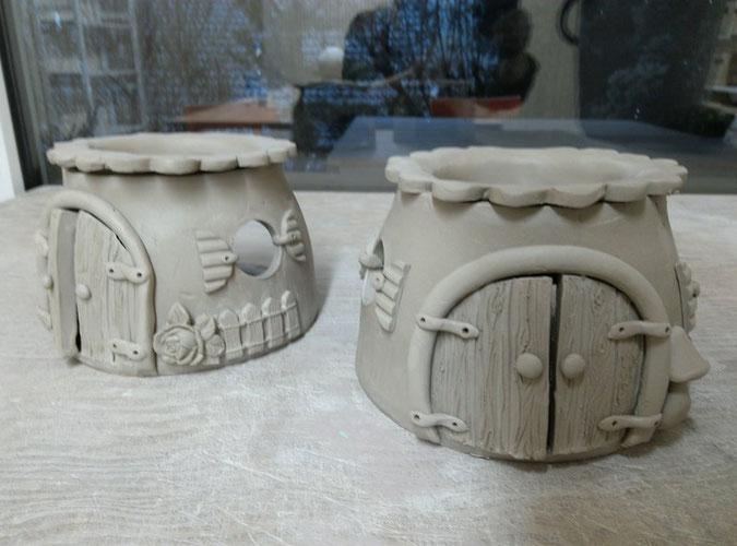 Keramik Duftlampen