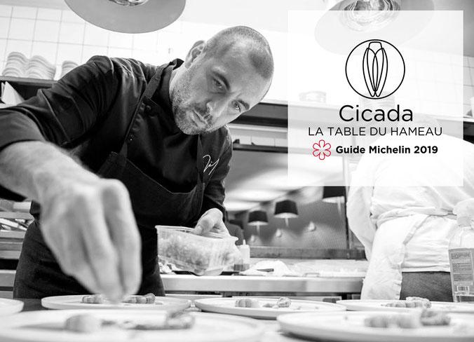 Christophe Chiavola / Julien Diaz: Bold cooking on September 7