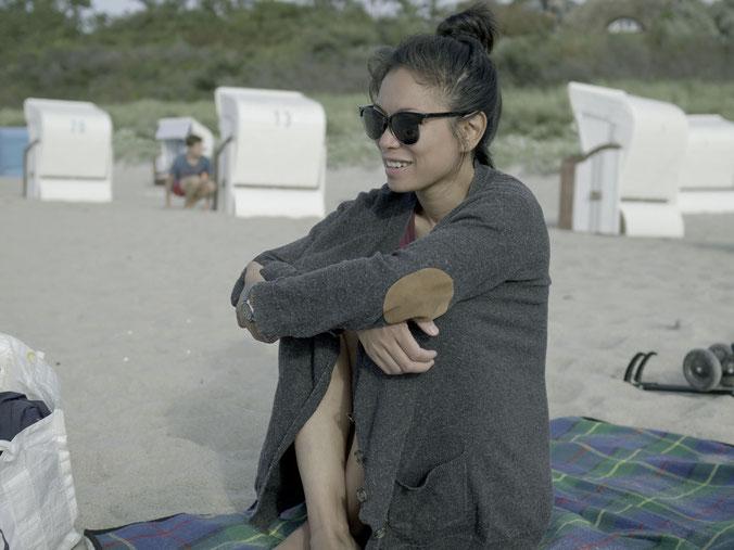 immer am Strand