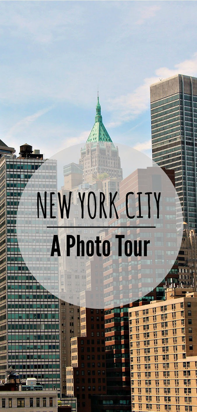 New York City Photo Tour - Come for the pictures, stay for the GIVEAWAY!