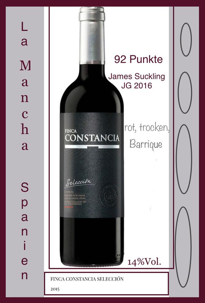 Finca Constancia-Seleccion 2015