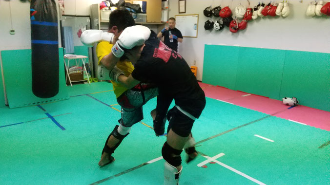 奈良県にキックボクシングのベルトを持って帰って欲しい。